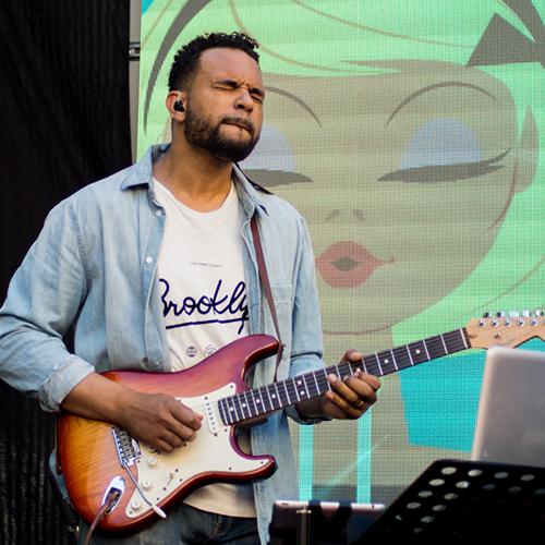 guitariste groupe gospel New Season